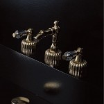 Кран, смеситель золотистый. Цена за единицу - 901 евро