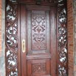 Накладная ручка на входную дверь E.Cassina - Италия