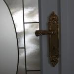 Ручка дверная на планке E. Cassina - Италия
