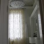 Ванная комната. Подвесной светильник STIL.LUX GLI ARGENTI арт.8100s70, Италия