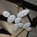 Детская. Подвесной светильник LAMPADE ITALIANE BY SIL.SUX арт. STONEHENGE, Италия