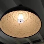 Кухня. Подвесной светильник FLOS арт. SKYGARDEN 2, Италия. Накладные встраиваемые светильники LEUCOS, Италия- крупный план