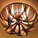 Потолочный светильник TERZANI арт. Soscik, Италия - крупный план