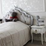 Спальня. Прикроватный светильник МASIERO MPL арт. 8070 TL1 P, Италия