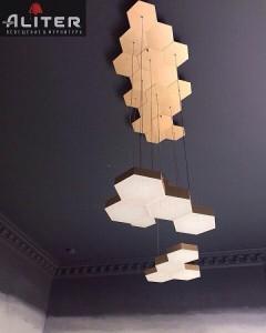 фото люстры подвесная Lightstar